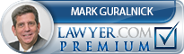 Mark S. Guralnick  Lawyer Badge