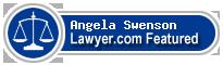 Angela Swenson  Lawyer Badge