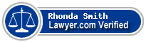 Rhonda Marie Sansone Smith  Lawyer Badge