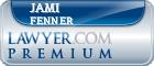 Jami Fenner  Lawyer Badge