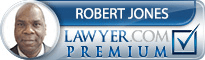 Robert R. Jones  Lawyer Badge