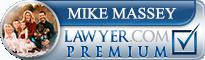 Mike Massey  Lawyer Badge
