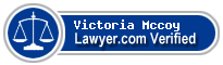Victoria Dawn Mccoy  Lawyer Badge