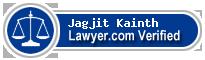 Jagjit Kaur Kainth  Lawyer Badge
