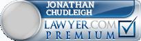 Jonathan Paul Chudleigh  Lawyer Badge