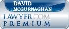 David Mcgurnaghan  Lawyer Badge