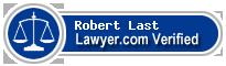 Robert Arthur Charles Last  Lawyer Badge