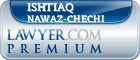 Ishtiaq Nawaz-Chechi  Lawyer Badge