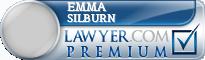 Emma Louise Silburn  Lawyer Badge