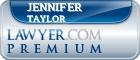 Jennifer Mary Taylor  Lawyer Badge