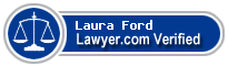 Laura Mae Ford  Lawyer Badge