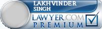 Lakhvinder Singh  Lawyer Badge