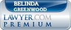 Belinda Greenwood  Lawyer Badge