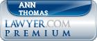 Ann Eleri Thomas  Lawyer Badge