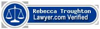 Rebecca Jane Troughton  Lawyer Badge