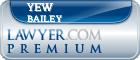 Yew See Bailey  Lawyer Badge