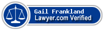 Gail Frankland  Lawyer Badge