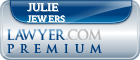 Julie Jewers  Lawyer Badge