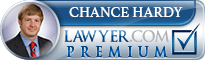 Chance Hardy  Lawyer Badge