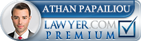 Athanasios P. Papailiou  Lawyer Badge