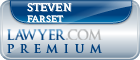 Steven Gregory Farset  Lawyer Badge