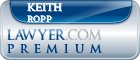 Keith D Ropp  Lawyer Badge