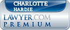 Charlotte Sarah Hardie  Lawyer Badge