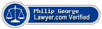 Philip William George  Lawyer Badge