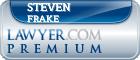 Steven Ronald Frake  Lawyer Badge