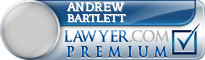 Andrew William Arthur Bartlett  Lawyer Badge