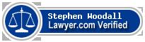 Stephen Woodall  Lawyer Badge