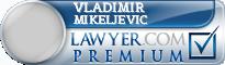 Vladimir Mikeljevic  Lawyer Badge