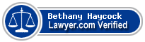 Bethany Sarah Haycock  Lawyer Badge