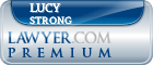 Lucy Anne Strong  Lawyer Badge