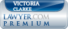 Victoria Clarke  Lawyer Badge