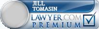Jill Marie Tomasin  Lawyer Badge