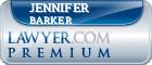 Jennifer Ann Barker  Lawyer Badge