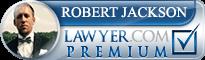 Robert Jackson  Lawyer Badge