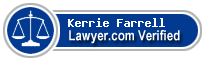 Kerrie Lynn Farrell  Lawyer Badge