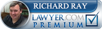 Richard Russell Ray  Lawyer Badge