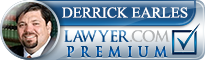 Derrick G Earles  Lawyer Badge