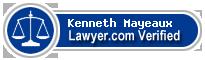 Kenneth A Mayeaux  Lawyer Badge