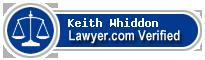 Keith Thomas Whiddon  Lawyer Badge