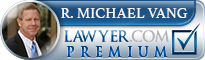 R. Michael Vang  Lawyer Badge