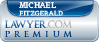 Michael J. Fitzgerald  Lawyer Badge