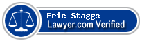 Eric Michael Staggs  Lawyer Badge