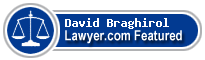 David Arthur Braghirol  Lawyer Badge