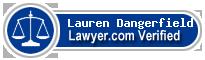 Lauren Bailey Dangerfield  Lawyer Badge