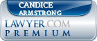 Candice Leah Armstrong  Lawyer Badge