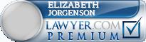 Elizabeth A. Jorgenson  Lawyer Badge